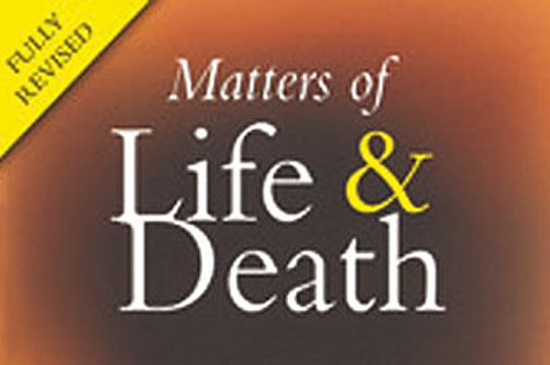 Matters of life and death (book reviews)