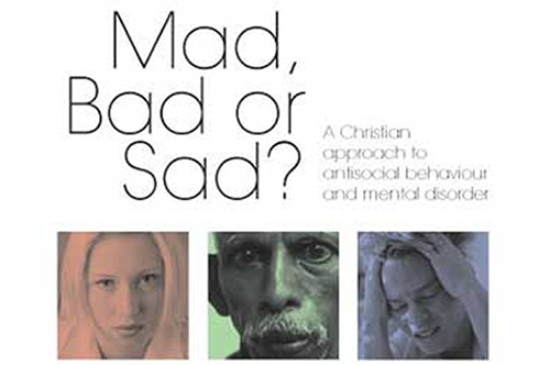 Mad, Bad or Sad? (book reviews)