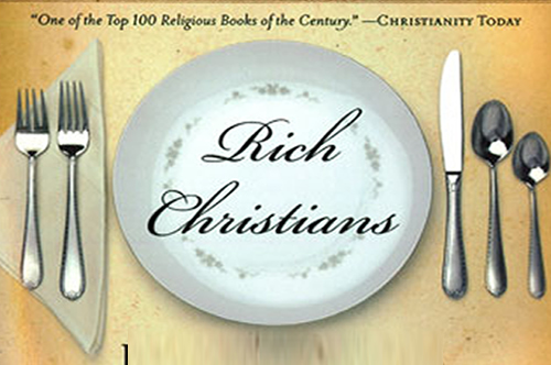 Rich Christians in an Age of Hunger (book reviews)