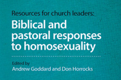 Biblical and pastoral responses to homosexuality (book)
