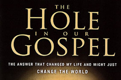 The Hole in our Gospel (book)