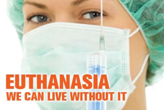 Euthanasia: We can live without it